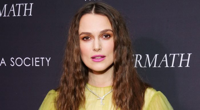 Keira Knightley Talks 'Aftermath,' Alexander Skarsgård and Another Itchy Wardrobe