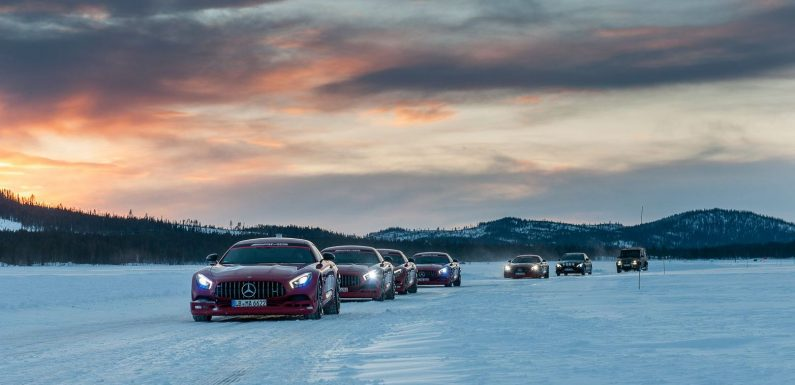 The Coolest Mercedes-AMG High-Performance Sports Cars for 2019
