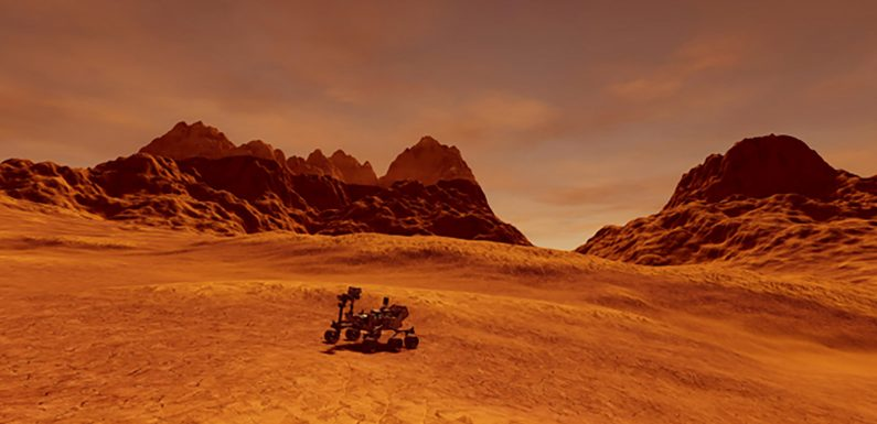 Chances of finding life on Mars have been boosted thanks to groundbreaking experiment
