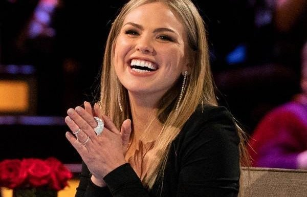 What Hannah Brown Really Thought of The Bachelor Fence Jump
