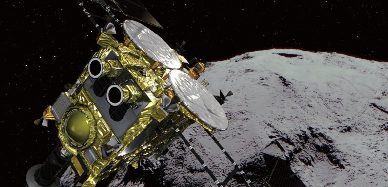 Japanese scientists say they've figured out where Ryugu asteroid is from