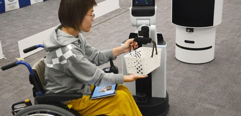 Japan can't wait to show off its robots at Tokyo Olympics