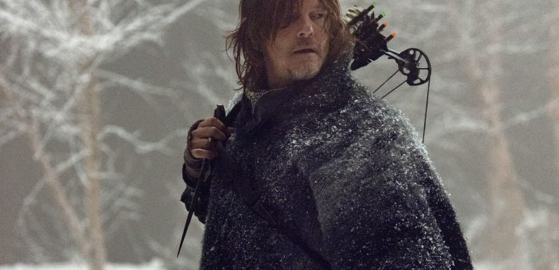 The Walking Dead: Norman Reedus promises a 'stunning' finale