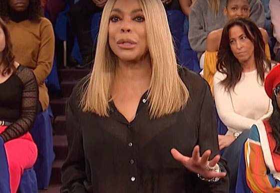 Wendy Williams Says She's Been Living In A Sober House