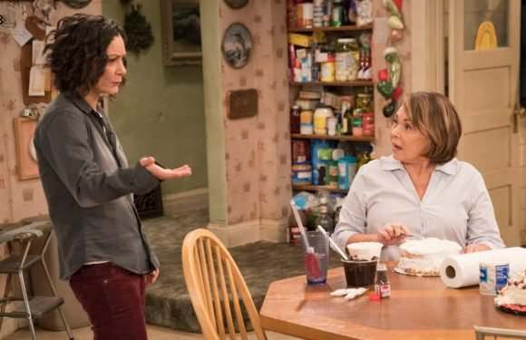 Roseanne Barr says former co-star Sara Gilbert 'destroyed' her show and her life