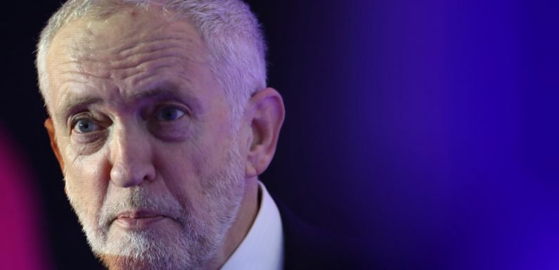 Jeremy Corbyn apologises for 'hurt' caused to Jewish community