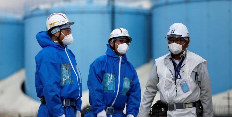 Radioactive contamination from Fukushima found as far north as Alaska's Bering Strait