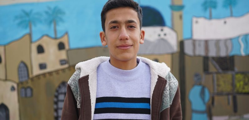 Syrian refugees share dreams and ambitions in 360 documentary