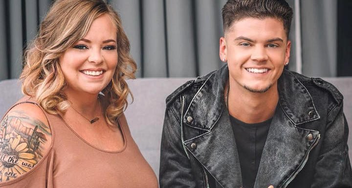 'Teen Mom' Star Tyler Baltierra Defends 'Beautiful Wife' Catelynn Lowell Following 'Mean' Comments