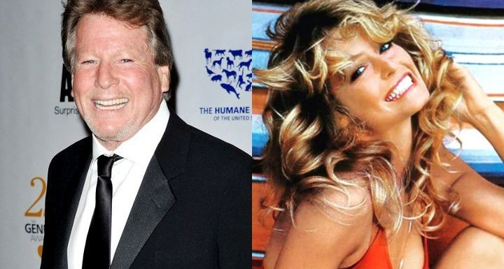 Ryan O' Neal Doesn't Trust His Kids With Andy Warhol Portrait of Farrah Fawcett, Shops It for $18M