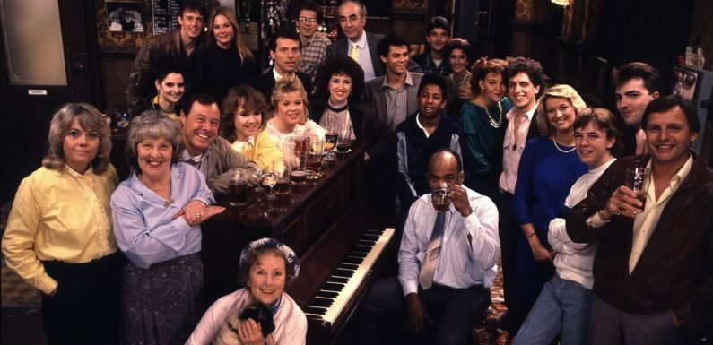 Where the EastEnders originals are now after Sandy Ratcliff's death