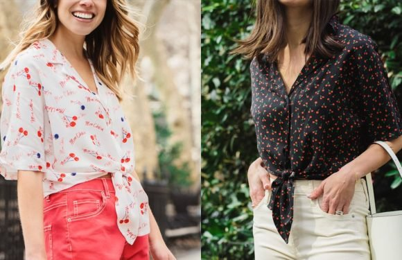 Wear This Summer Print When You're Tired of Florals, Stripes, Gingham, & Polka Dots