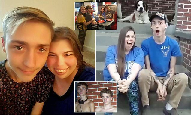 Handyman, 18, is ENGAGED to his best friend's mother, 39