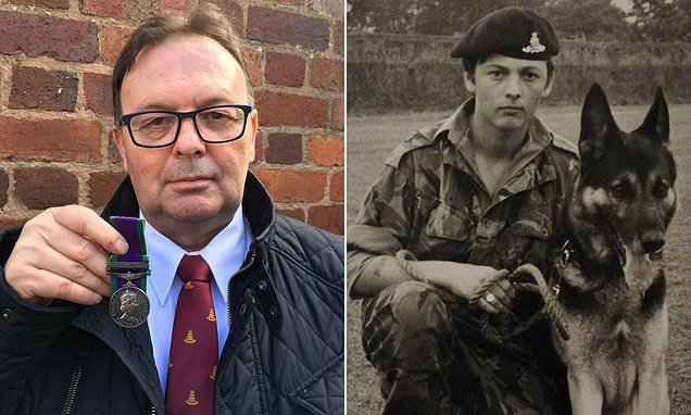Soldier to hand back medal in protest at Bloody Sunday prosecution