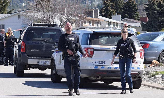 4 dead after shooting in Canada; 1 male suspect in custody