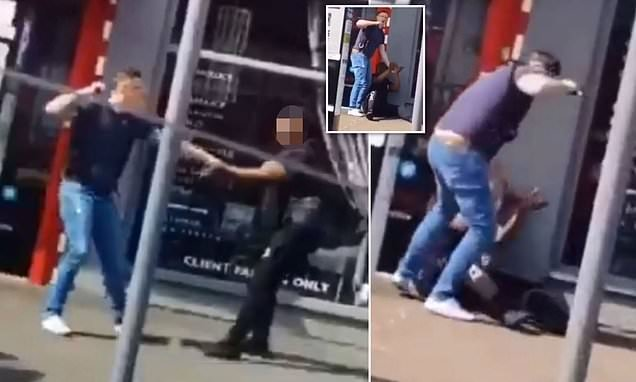 Video of officer using his baton to hit teen is being probed by Met