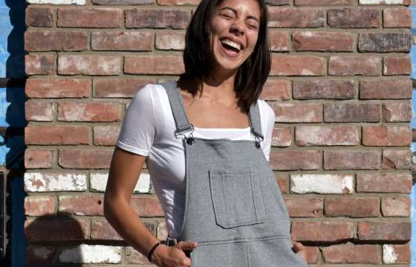 You Absolutely Need These Very Comfy Overalls Made Of Sweatpant Material