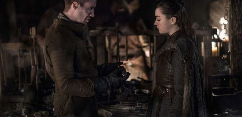 Game of Thrones: What weapon did Arya Stark ask Gendry to make?