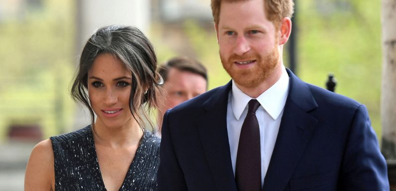 Meghan Markle and Prince Harry 'chatted for hours over chilled rosé' on their second date, new book reveals
