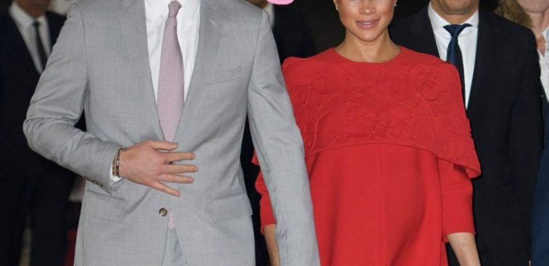 Meghan Markle & Prince Harry's Royal Baby: Design The Nursery & We'll Guess The Name!