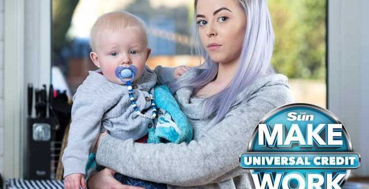 Universal Credit means my baby and I go without food – and childcare fees mean I can't go back to work