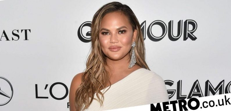 Chrissy Teigen claps back at nasty troll who called her 'fatty' and 'chubby'