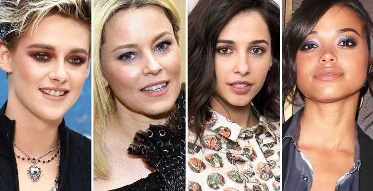 First pics of new Charlie's Angels film released