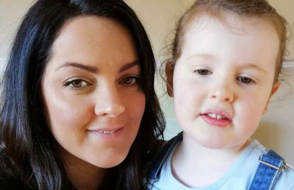 Mum saves baby daughter from choking to death on fruit by patting her four times on the back