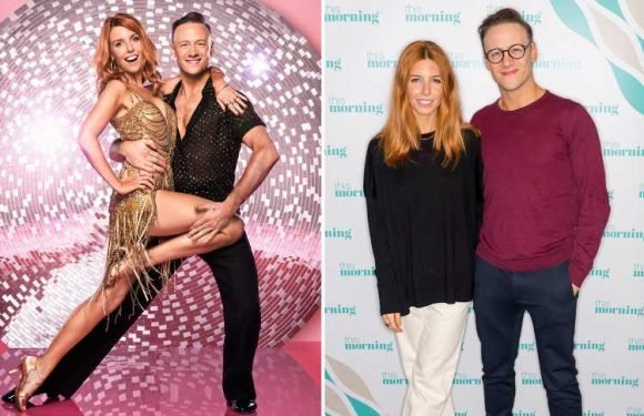 Strictly's Kevin Clifton breaks silence to pay gushing tribute to new love Stacey Dooley