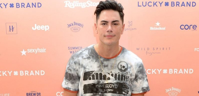 Raise Your Glass! Tom Sandoval Says the 'Pump Rules' Reunion Was 'F—king Ratchet'