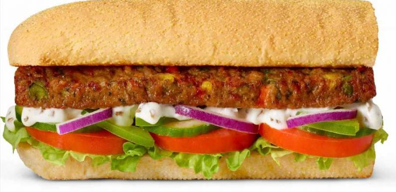 Subway has changed its garlic mayo recipe FOREVER to make it vegan – and it now does a vegan sandwich too