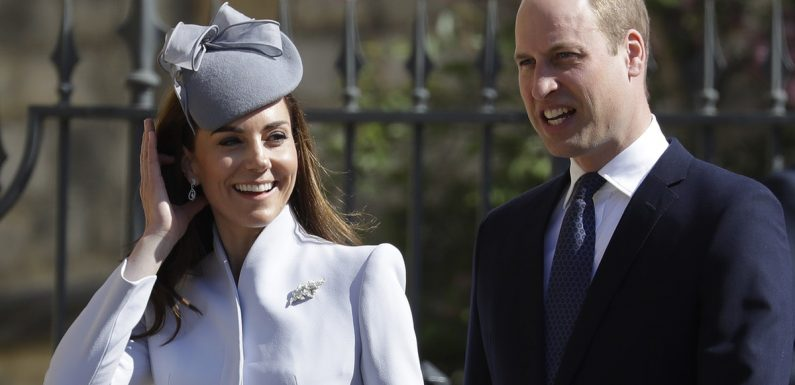 Prince William & Kate Middleton's Photos All Have This 1 Thing In Common & It's So Sweet