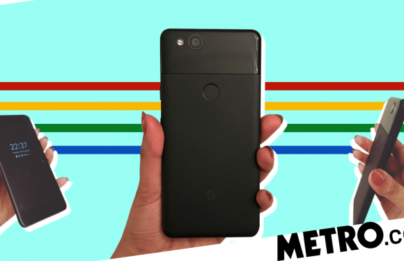 The excellent Google Pixel 2 phone is now being sold at a great price