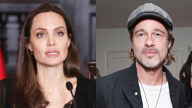 Angelina Jolie Legally Drops Pitt From Her Last Name After Getting Her Single Status Back