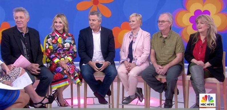 The Brady Bunch Kids Just Reunited to Talk About New HGTV Show: 'It's Been a Really Long Time'