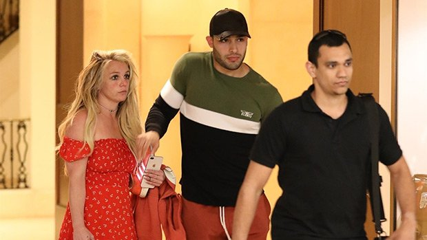 Britney Spears: First Photos Of Star Since She Entered Treatment Facility After Dad's Health Crisis