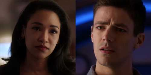 Barry & Iris Fight Over Taking Nora Back To The Future on 'The Flash'
