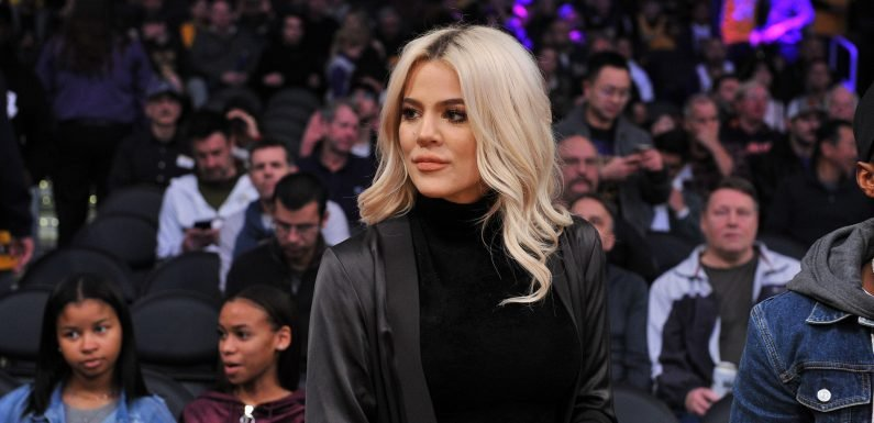 Khloé Kardashian *Finally* Deleted Her Diet Shake Post and Jameela Jamil Has Thoughts