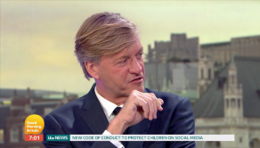 Richard Madeley claims sexual tension 'thrums in the air' behind the scenes of Strictly after Stacey Dooley's secret romance with Kevin Clifton is revealed