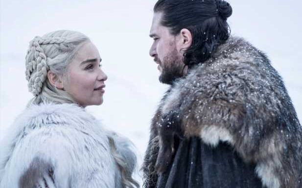 Game of Thrones recap of 8.1, 'Winterfell': dragon dates & northern reunions (spoilers)