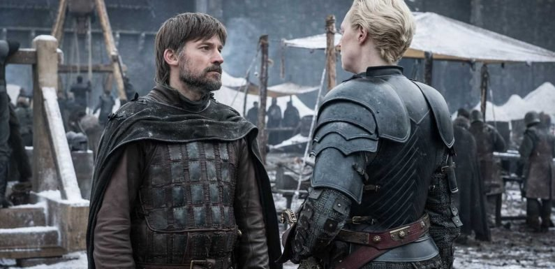 Jaime and Brienne Were Everything In Tonight's Game of Thrones