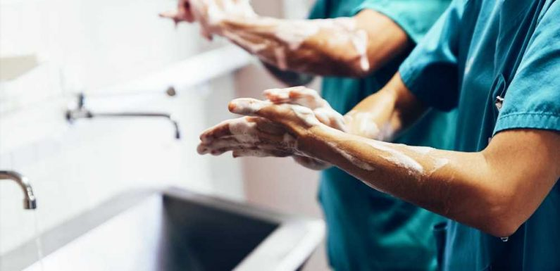'Superbug' germs found all over hospital patients' hands: study