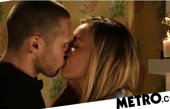 Louise rescued moments from death as Keanu declares his love in EastEnders