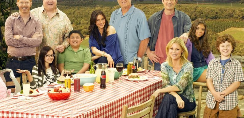 The Modern Family Cast: Then & Now