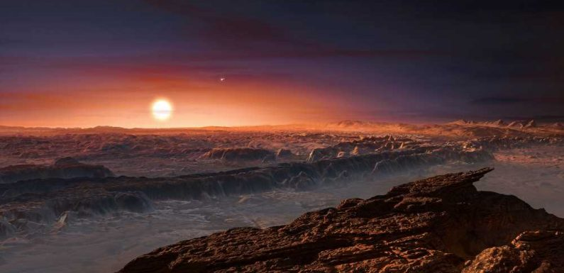 Nearby exoplanet may be able to support life despite radiation