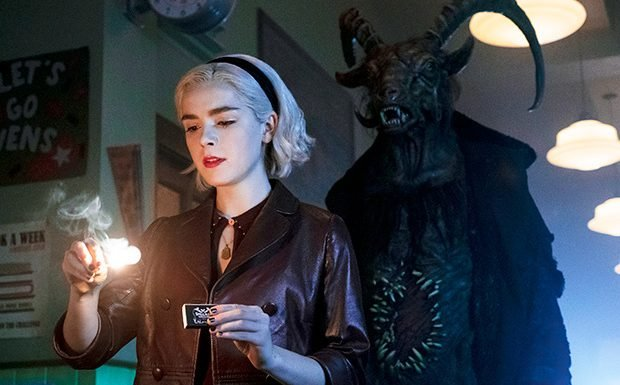 Chilling Adventures of Sabrina Cast Reacts to Part 2's Biggest Twists