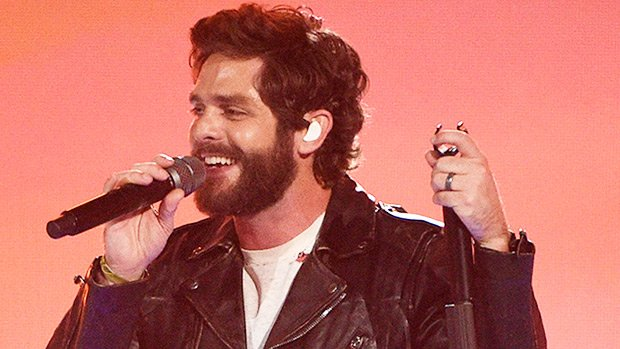 Thomas Rhett Rocks The ACM Awards Stage With Summery New Single 'Look What God Gave Her'