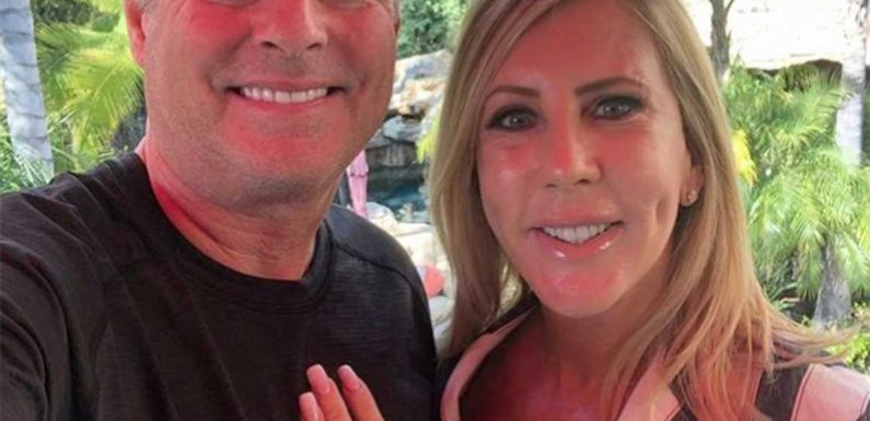 RHOC's Vicki Gunvalson Is Engaged to Boyfriend of 3 Years Steve Lodge: 'We're So Happy,' She Says