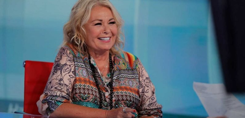 Roseanne Barr goes on bizarre rant about homophobic slur; claims, 'I put the 'Q' in LGBTQ'