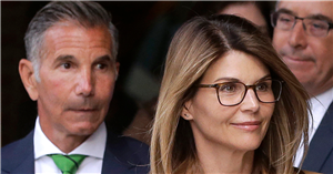 Lori Loughlin, husband Mossimo Giannulli enter not guilty pleas in college admissions cheating scandal